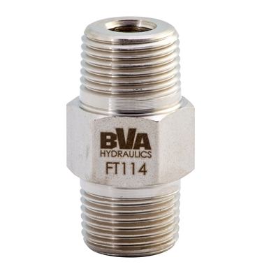 BVA Hydraulics Male Connectors FT114