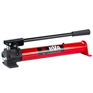 BVA Hydraulics Two Speed Single Acting Metal Hand Pumps P1201