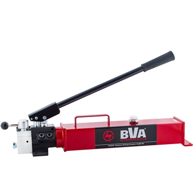 BVA Hydraulics Double Acting Hand Pumps P2301M