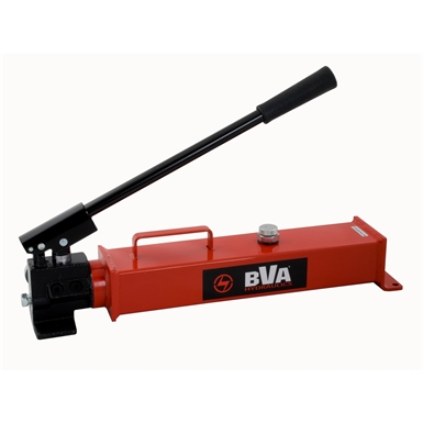BVA Hydraulics Two Speed Single Acting Metal Hand Pumps P2301