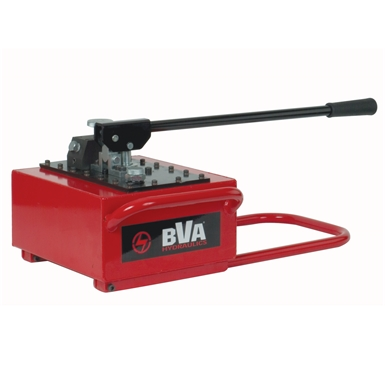 BVA Hydraulics Two Speed Single Acting Metal Hand Pumps P8701