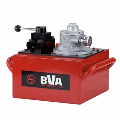 BVA Hydraulics Manual Double Acting Rotary Air Pumps PARM1703