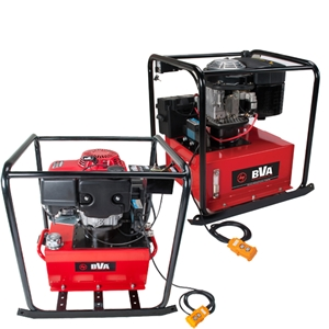Gas / Diesel Powered Pumps