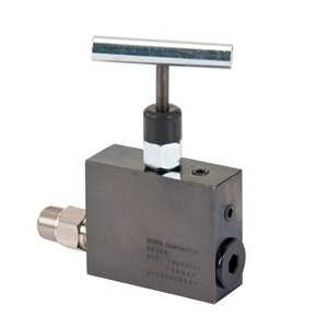 Manual Operated Check Valves